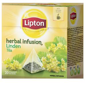 Lipton Herbal Infusion Lindenblüten 20